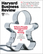 Harvard Business Review (на англ. языке)